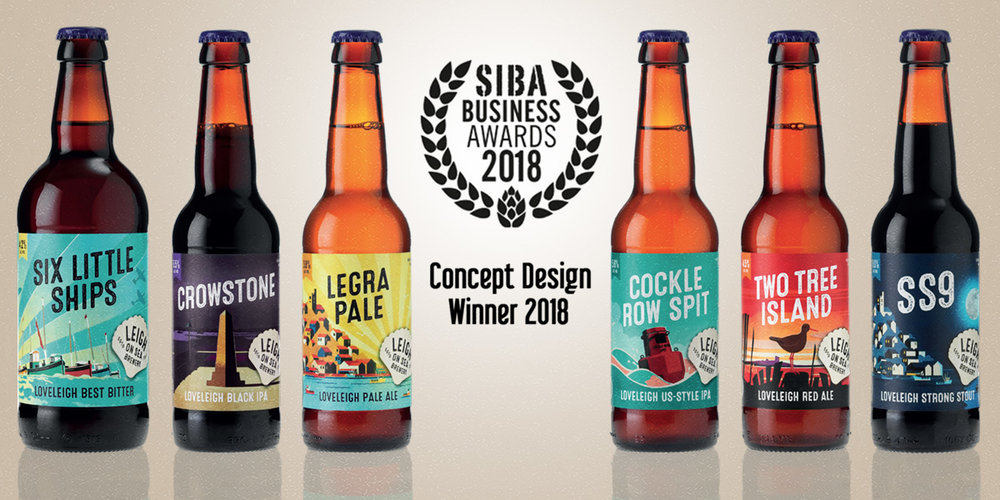 SIBA Business Awards 2018 - Concept Design Winner