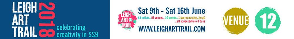 Leigh Art Trail 2018 - Venue 12 - Neil Fendell