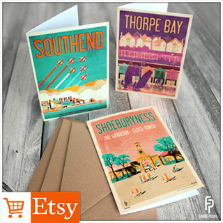 Shoeburyness & Southend Greetings Cards