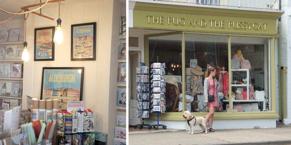 The Pug & The Pussycat - Aldeburgh