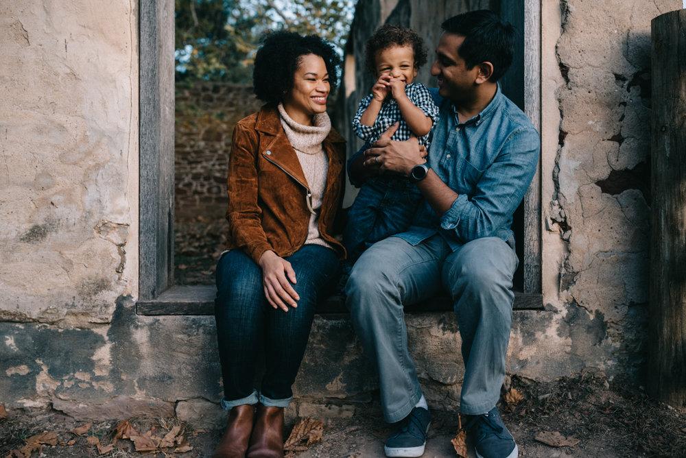 Leesburg virginia family portraits
