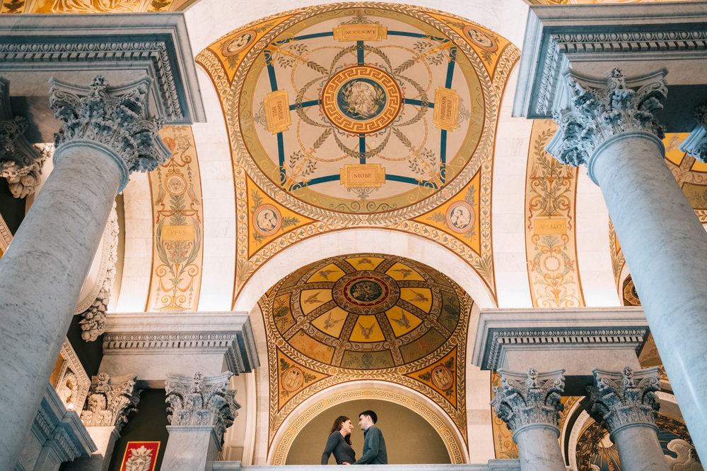 Library of congress engagement session