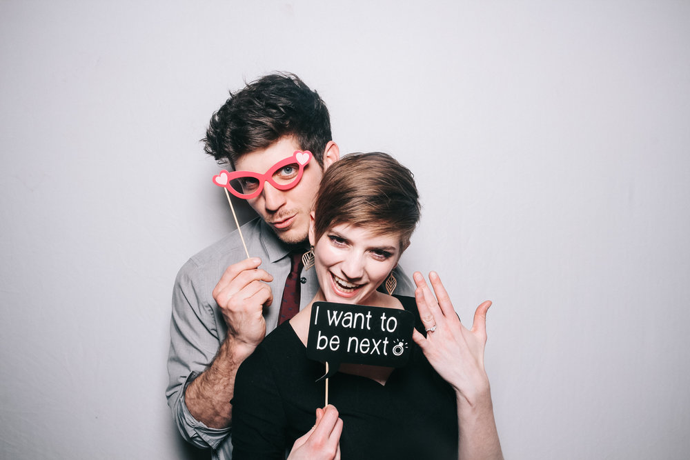Shadow Creek Wedding Photo Booth