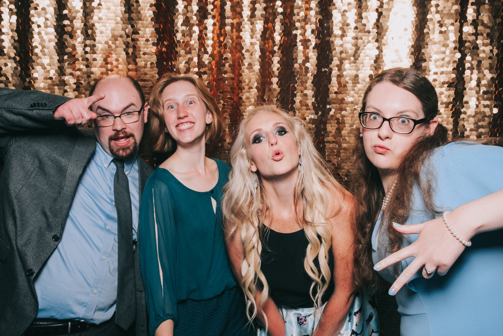Maryland open air photo booth for weddings