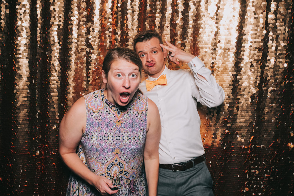 fun photo booth pictures Baltimore wedding