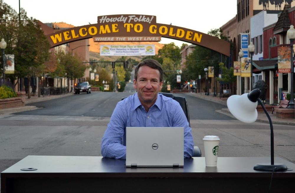 Jeff Fox Golden Real Estate Agent