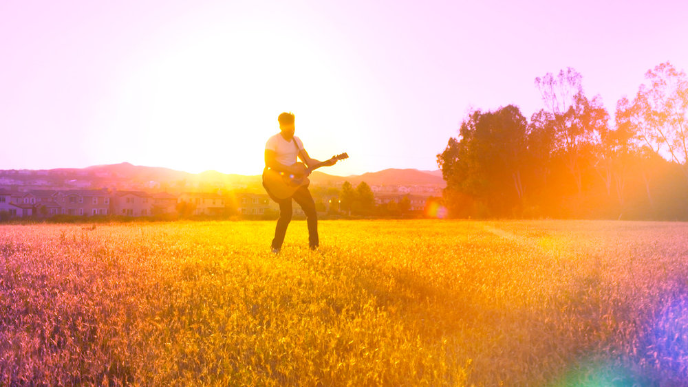 "Photo:  A still from   J.W. CUDD's new music video, ""BOOMERANG""."