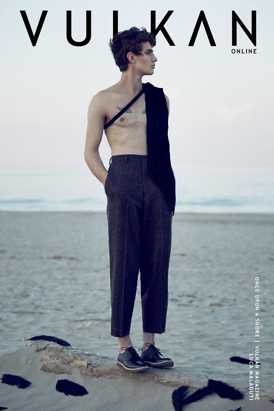Luca Malaguti - Vulkan Magazine