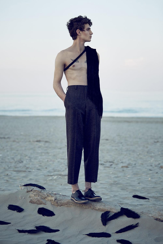 Luca Malaguti - Once Upon A Shore VULKAN Magazine