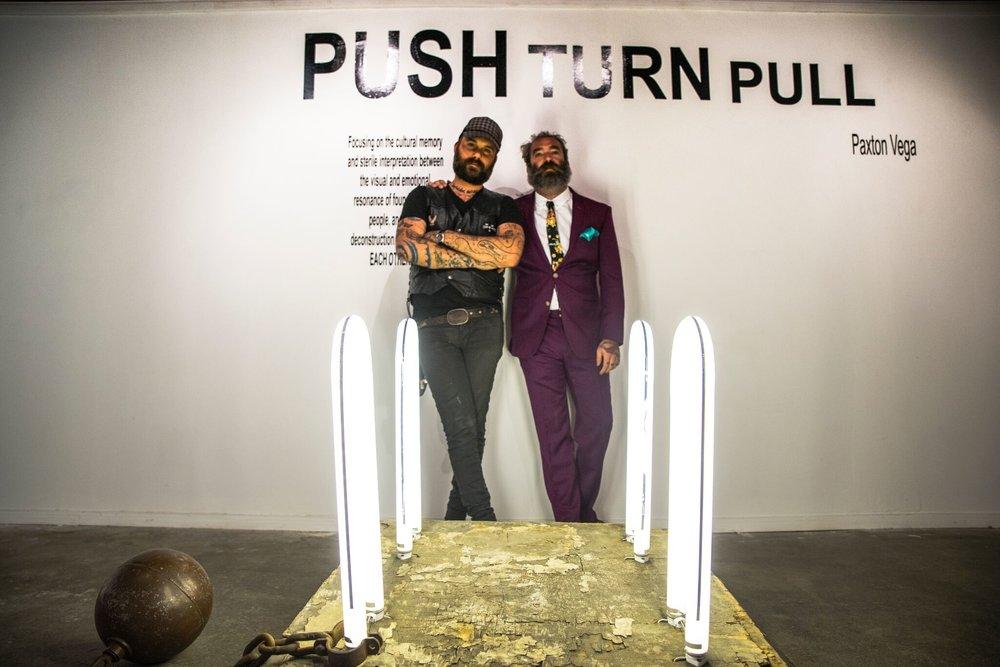 Push Turn Pull