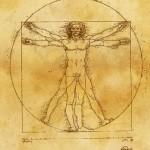 Vitruvian Man Leonardo