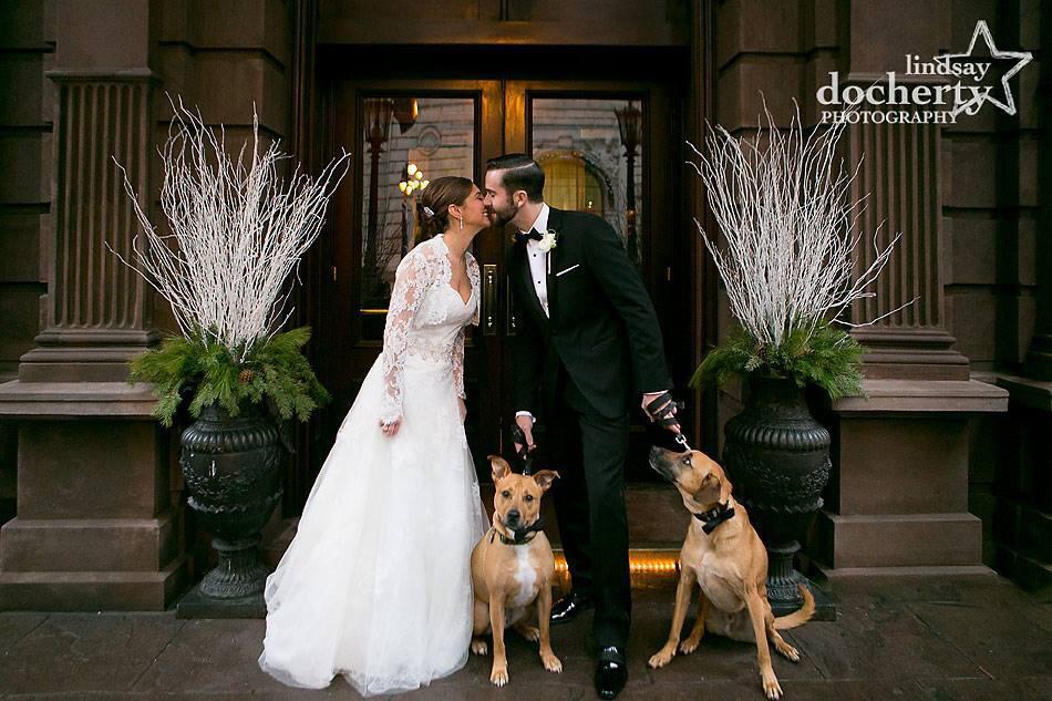 Anna & dogs
