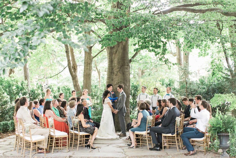 Summer wedding at the Grand Victorian and Reif Estate Winery