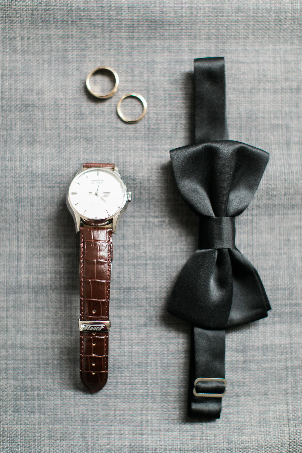 Stylish groom details for Toronto wedding
