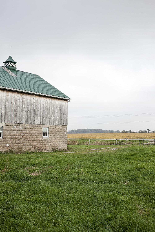 Family farm in Niagara, Ontario
