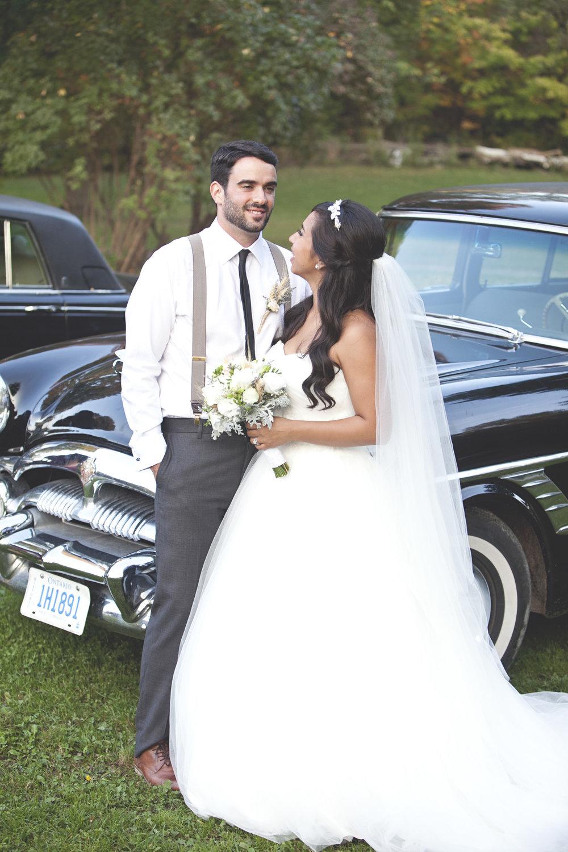 Farm wedding in Niagara on the Lake