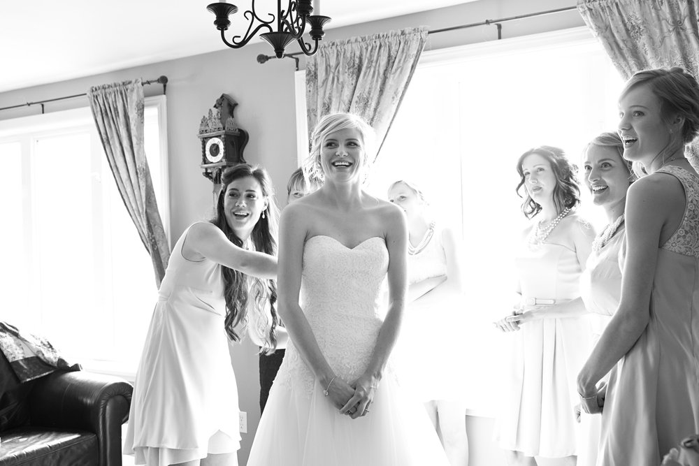 Dundas Valley Golf Club wedding photographed by Oakville wedding photographer Brittany Williams www.brittanywilliams.ca