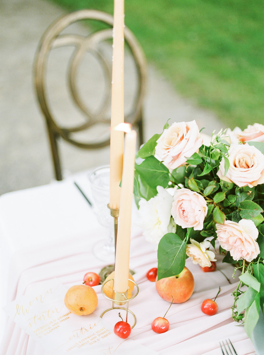 colourful wedding decor inspiration