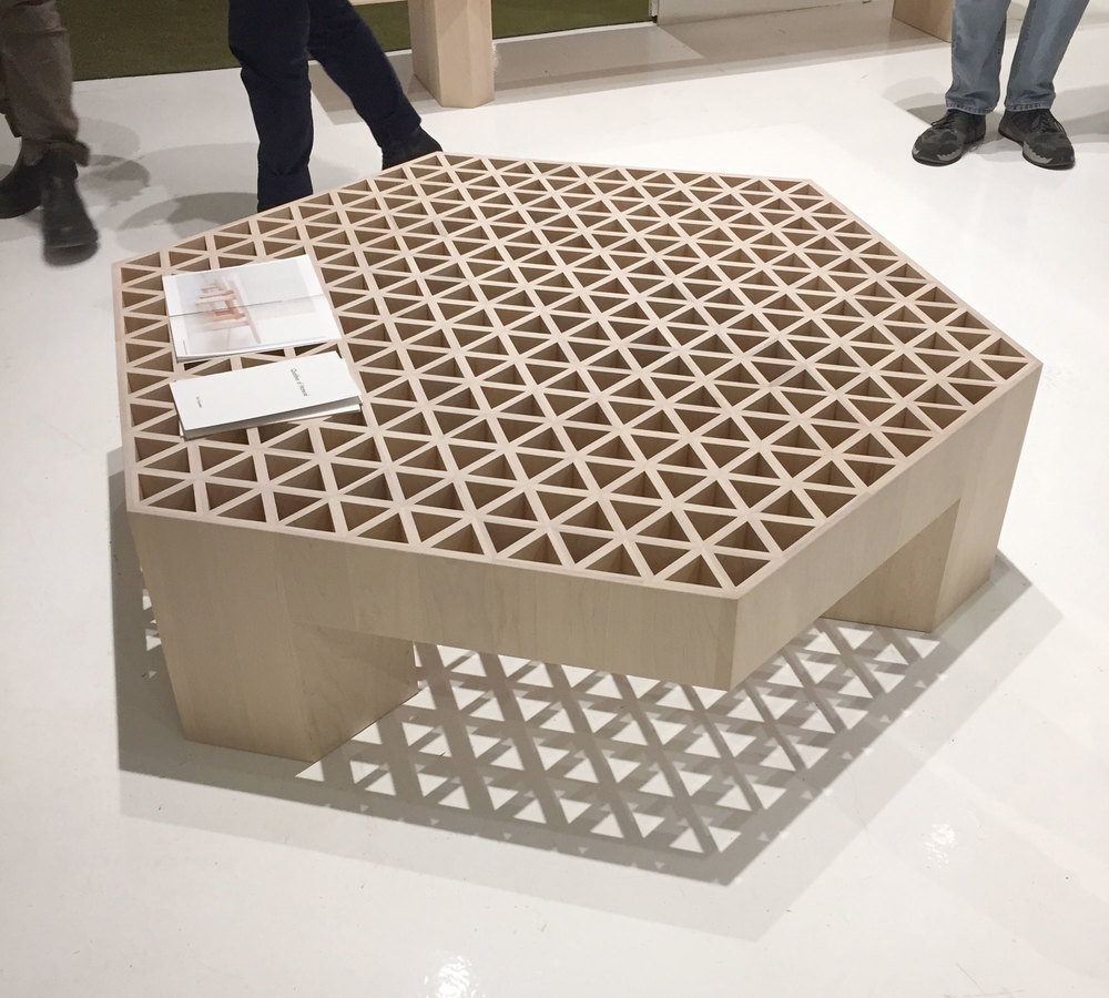 Coffee Table by Fort Standard