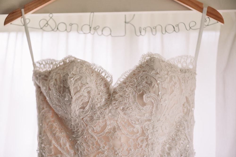 Brides Wedding Dress - Wedding Planning Hunter Valley