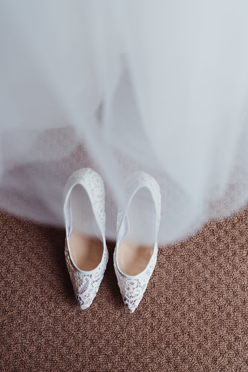 Brides Wedding Shoes - Wedding Planning Hunter Valley