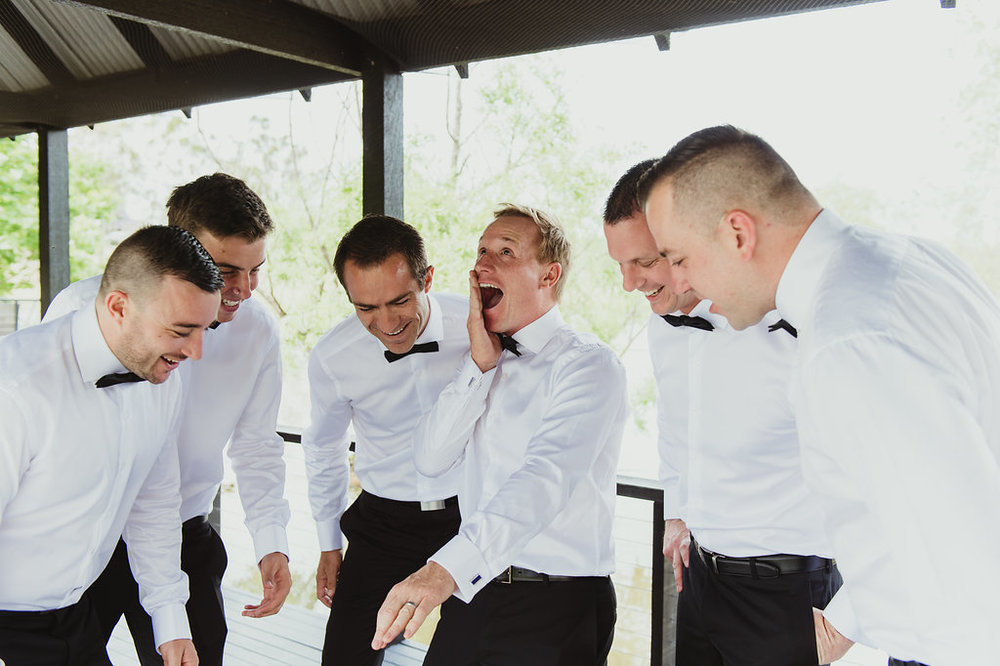 Groom & Groomsmen - Wedding Planning Hunter Valley