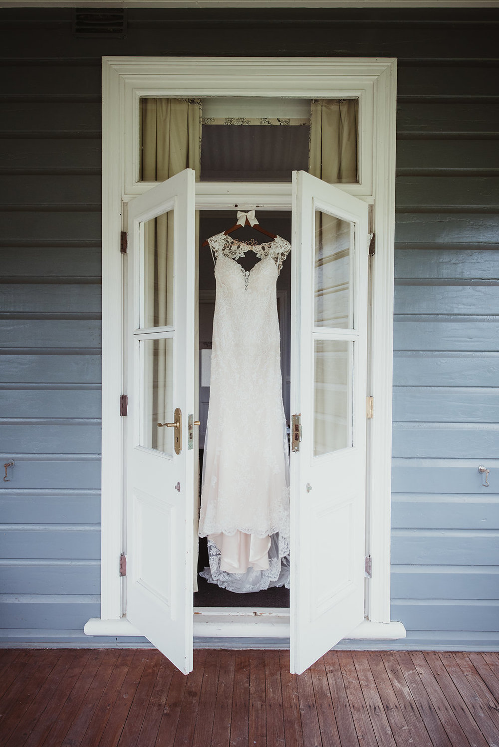 Brides Wedding Gown - Wedding Planning Hunter Valley