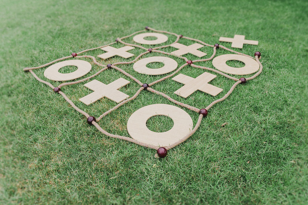 Cocktail Hour Lawn Games - Wedding Styling Hunter Valley