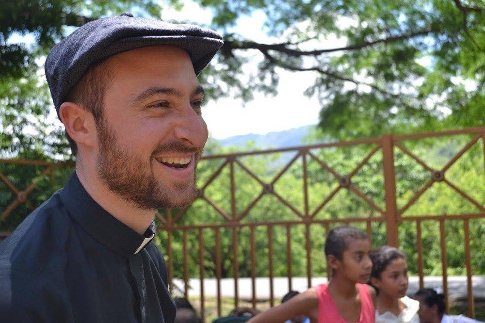 Fr. Scott Bailey -