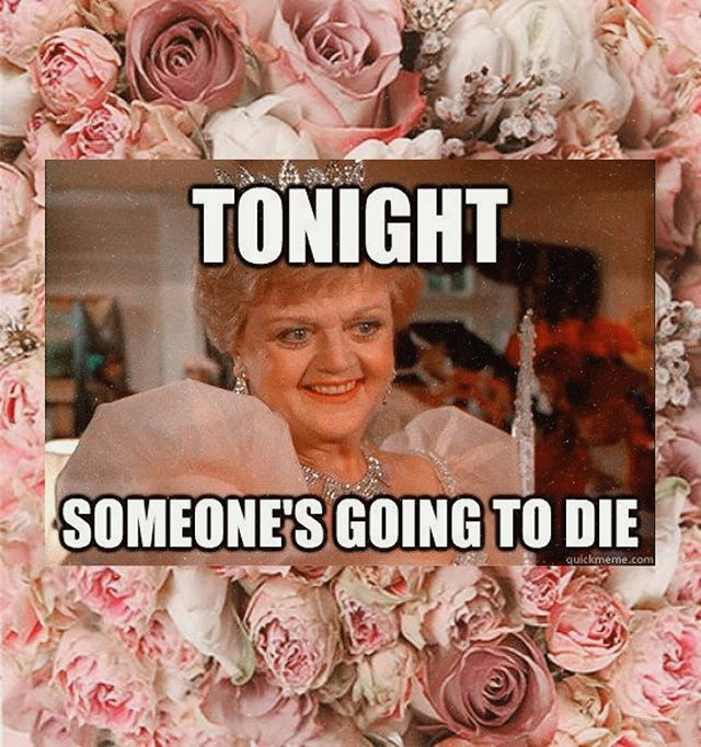"""🌸Happy Memorial Day, Dixie's! 🌸I'll probably just be watching """"murder, she wrote"""" all day."""