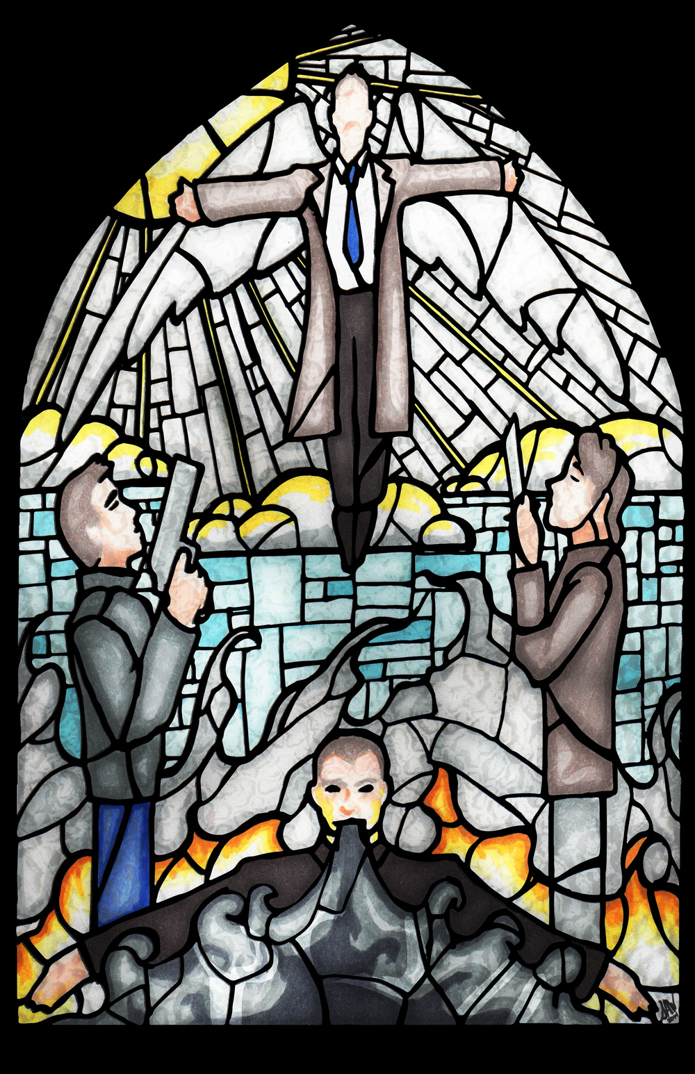 Supernatural - Stained Glass 11x17.jpg