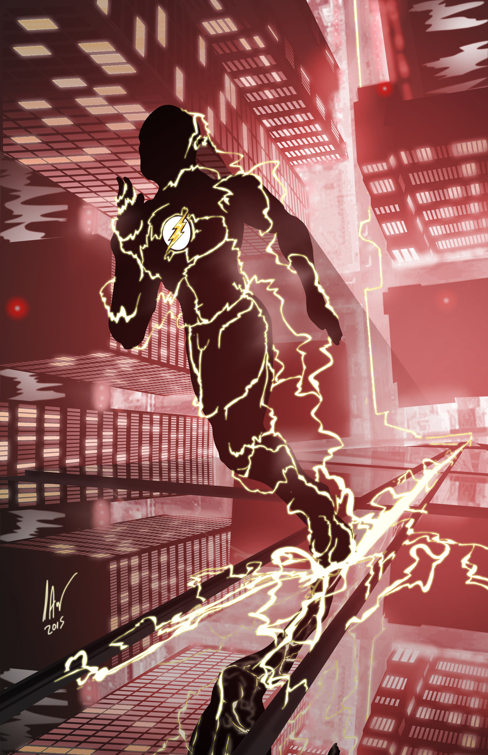 Flash-Faster than Darkness 11x17.jpg