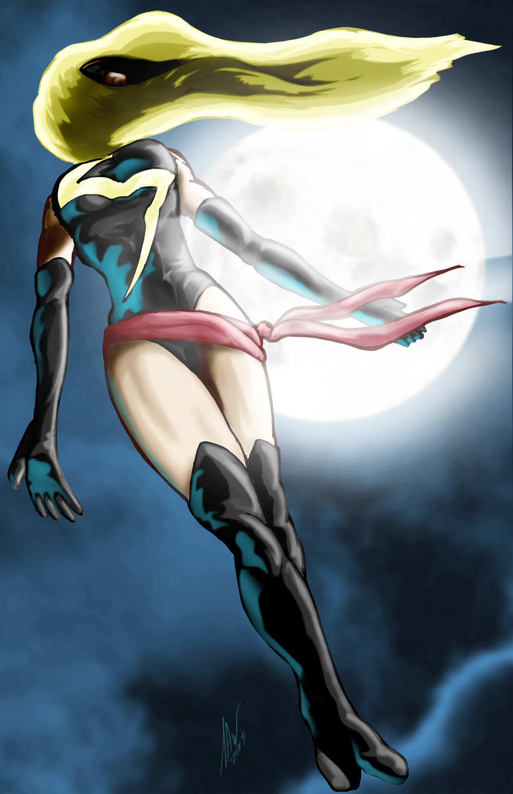 Ms Marvel-Marvel by Moonlight 11x17.jpg