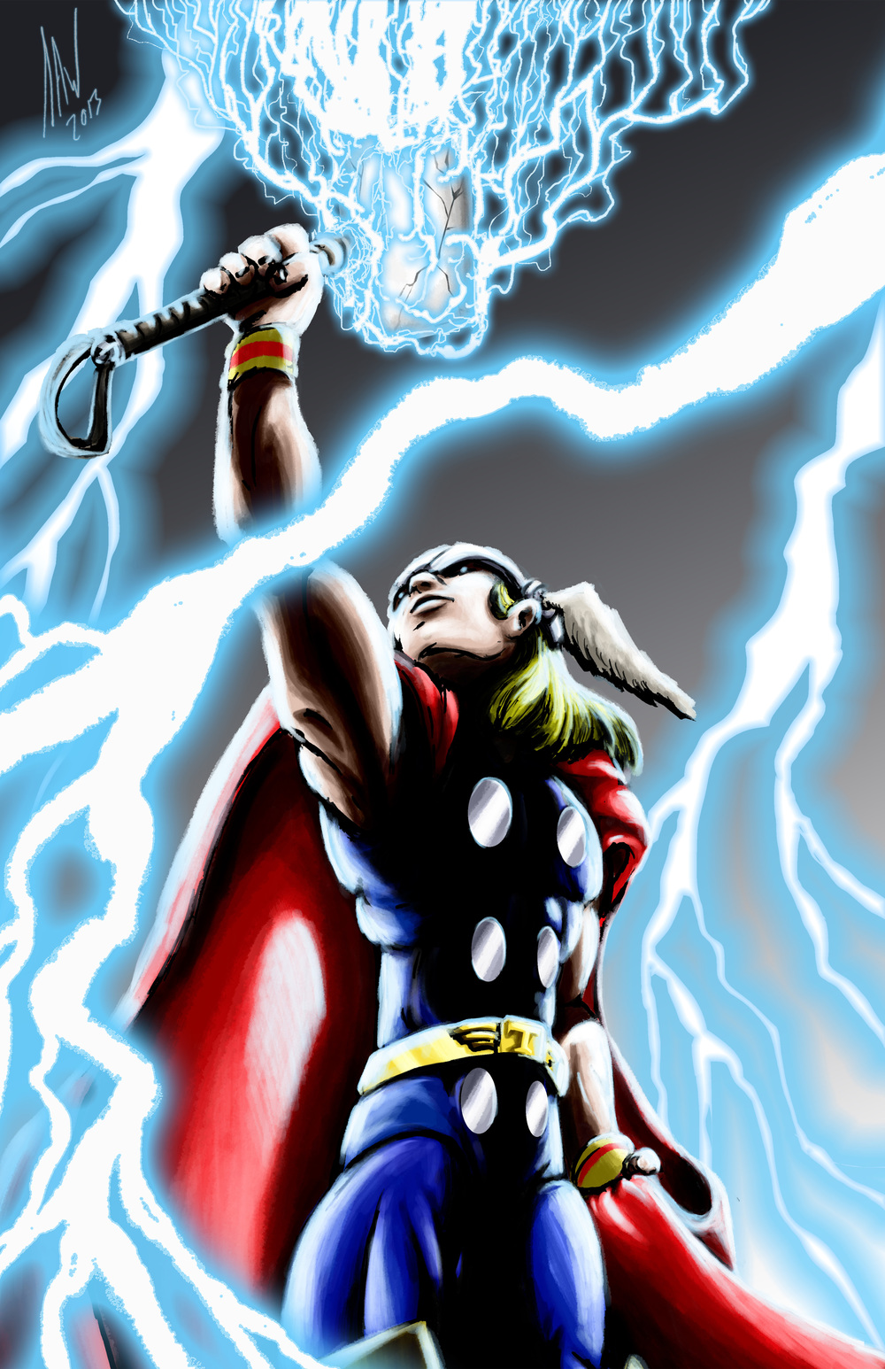 Thor-Bringer of Lightning 11x17.jpg
