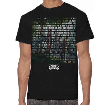 Illumination Lyrics Shirt