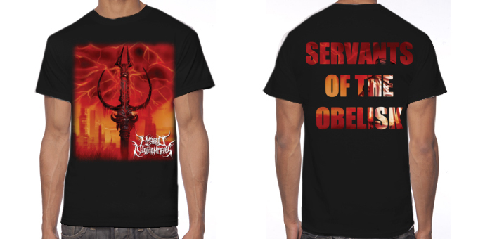 """Servants of the Obelisk"" Unisex Double Sided Shirt"