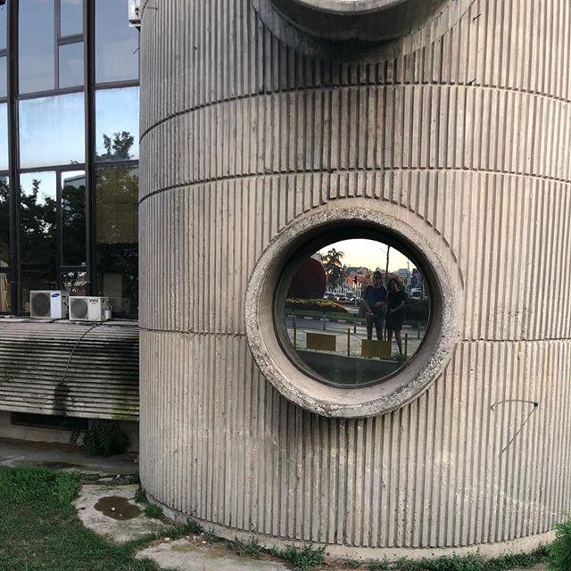 Former Central Post Office, Former Yugoslav Republic of Former Macedonia #noma #brutalism