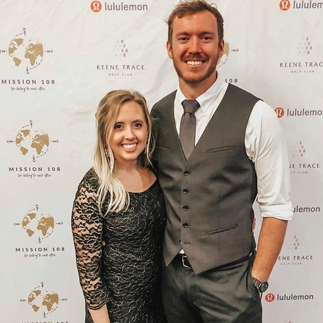 Today, January 4th, at the safe house is sponsored by none other than @katiehopeross & @zjr20 on their anniversary! We're so thankful for Zach and Katie and their longtime support of Mission 108! Happy Anniversary guys and thank you for your hearts to give back!