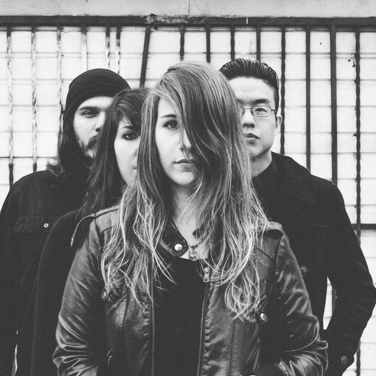 """Iress   Listen:  Soaked    EP    """"You'll See"""" - Wolves   2017 Highlights: """"Touring with our buddies Ramonda Hammer."""""""