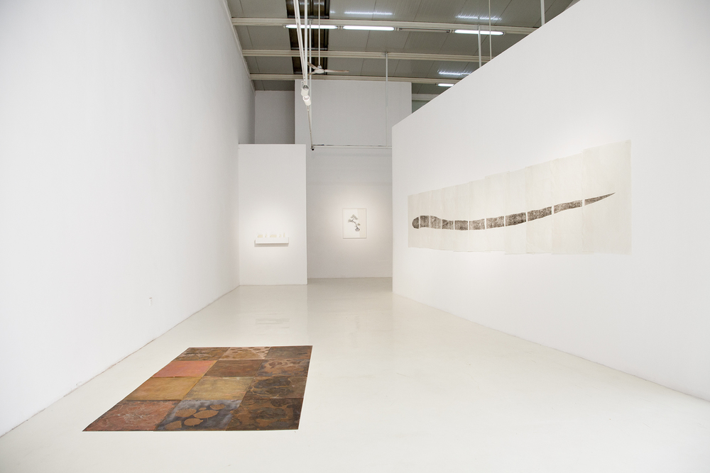 Chang Yuchen: Barbaric Poetry Installation View