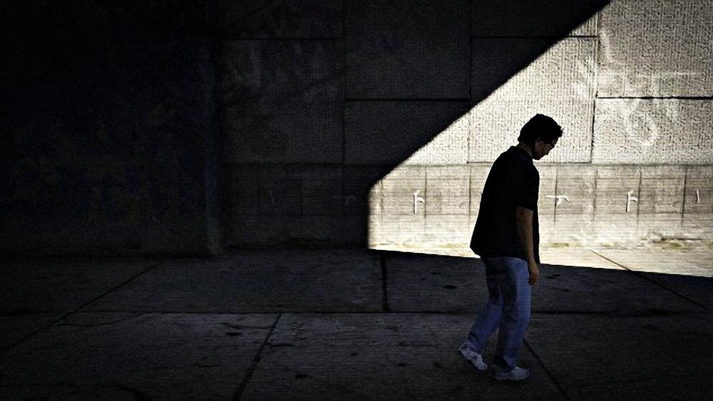 Fernando Villela, Procedural Generation - Untitled (La Puerta Freeway), 2013. ©Fernando Villela, courtesy Fou Gallery  费尔南多·维利纳,程序化生成-无题(乐普达高速公路),2013 © 费尔南多·维利纳,致谢否画廊