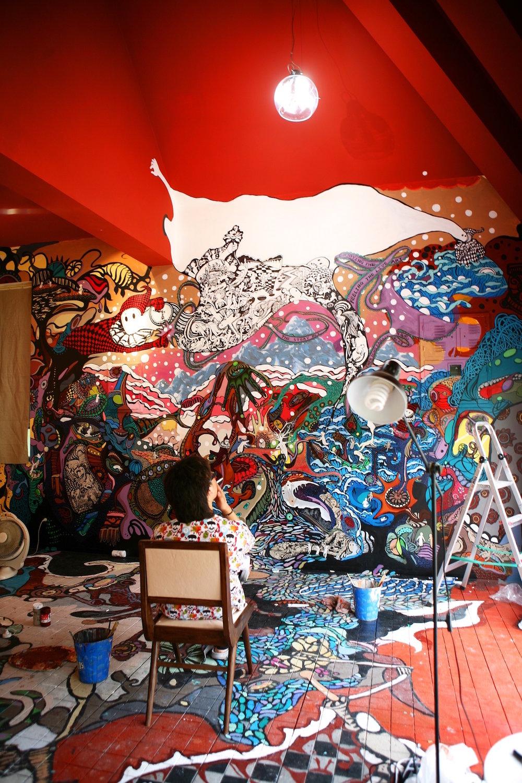 Cheng Dongfan,  Fairy Tale , Hangzhou, China, 2009 © Chen Dongfan, courtesy Inna Art Space and Fou Gallery 陈栋帆, 童话 ,中国杭州,2009 © 陈栋帆,致谢清影艺术空间与否画廊