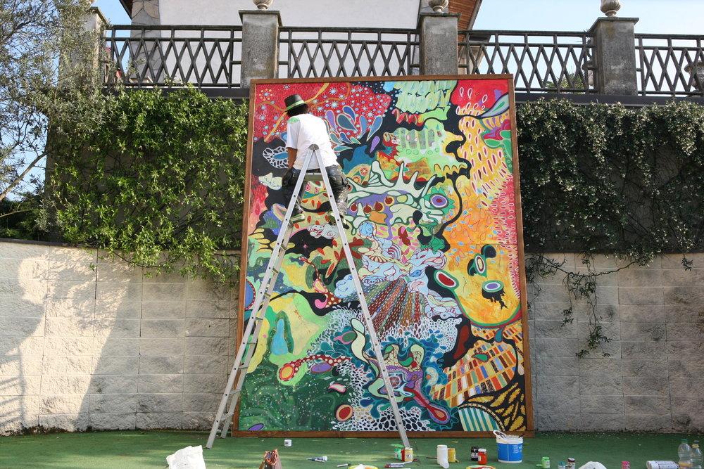 Cheng Dongfan,  Like A Dream , Turin, Italy, 2011 © Chen Dongfan, courtesy Inna Art Space and Fou Gallery 陈栋帆, 如梦,意大利图灵 ,2011 © 陈栋帆,致谢清影艺术空间与否画廊
