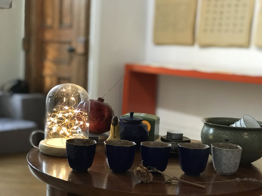 A Way of Life - A Gathering of Tea, photographed by Dodo Xinyu Zhang