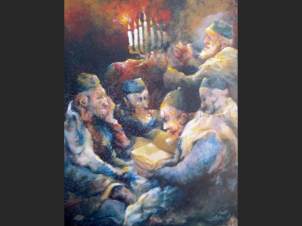 5 Pious Men