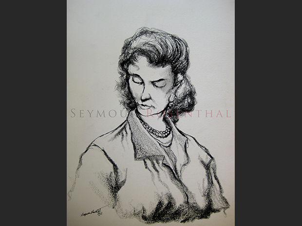Potrait of Woman