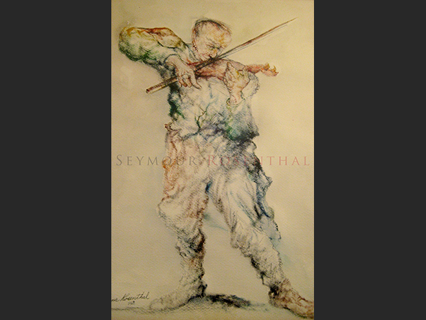 Isaac Stern the Violinist
