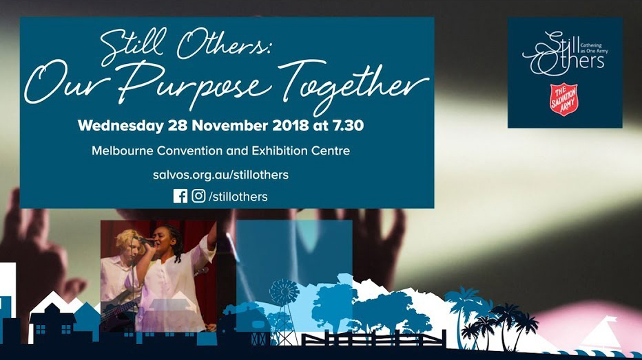 Still Others: Our Purpose Together