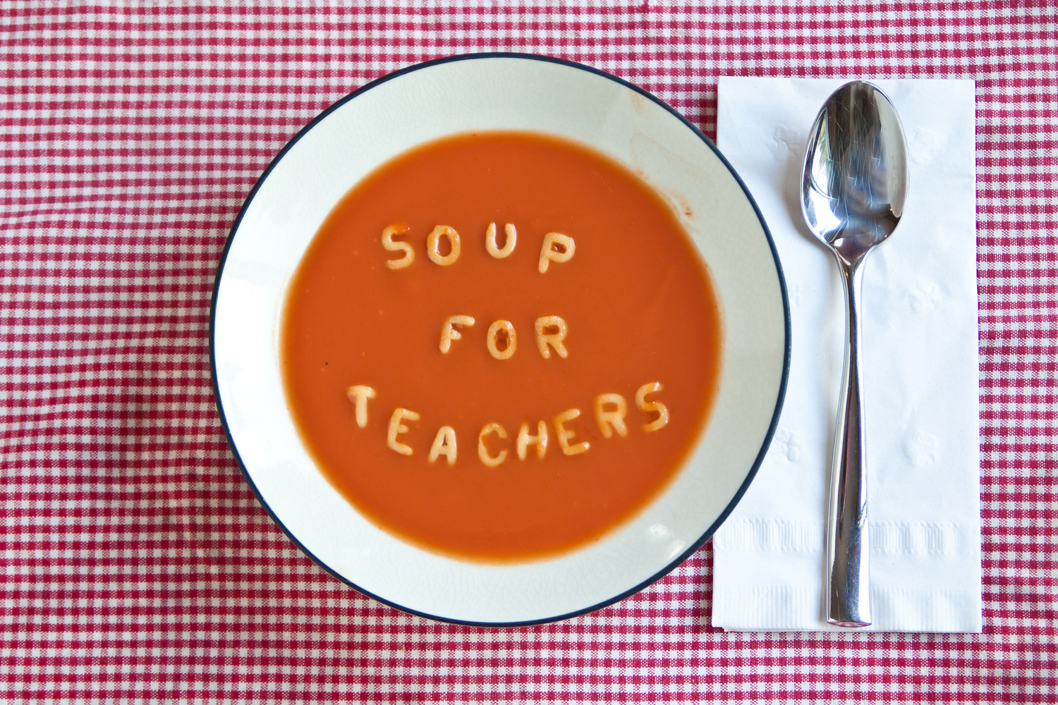 Soup for Teachers