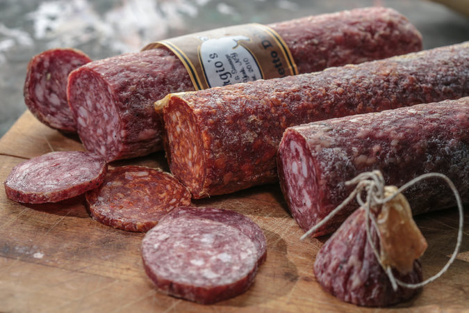 Image result for salami